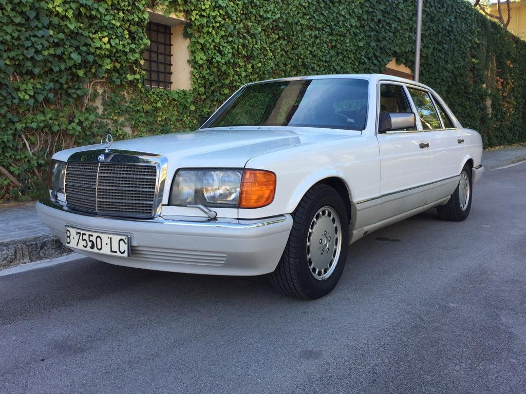 Mercedes-Benz - 560 SEL (W126) ex Dr. Barraquer - 1990 For Sale (picture 3 of 6)