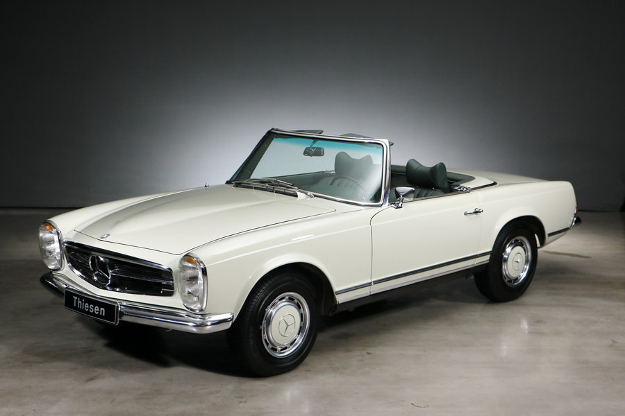 1968 Mercedes-Benz 280 SL Roadster For Sale (picture 1 of 6)
