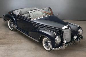 1957 Mercedes-Benz 300 Sc Roadster For Sale