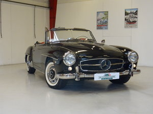 1957 Mercedes-Benz 190SL (W121, B2) – matching numbers For Sale