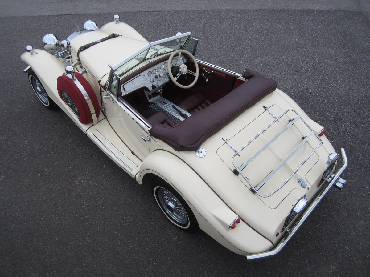 1993 Mercedes 500K Roadster For Sale (picture 2 of 6)