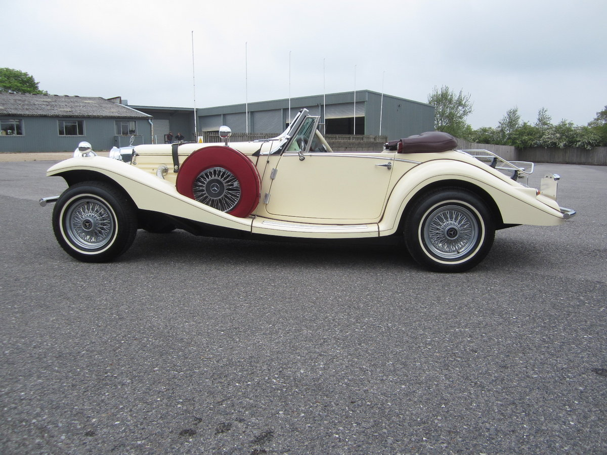 1993 Mercedes 500K Roadster For Sale (picture 4 of 6)