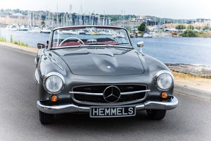 1969 Stunning 190 SL Roadster W121 by Hemmels  For Sale