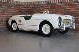 1960 Mercedes Toy Car 300SL Roadster = very Rare $24.9k For Sale