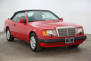 1993 Mercedes-Benz 300CE Cabriolet For Sale