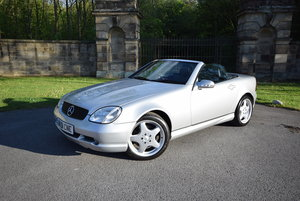 2001 SLK 320 R170 Fctry AMG kit, Rare 6 Spd, Low Miles For Sale