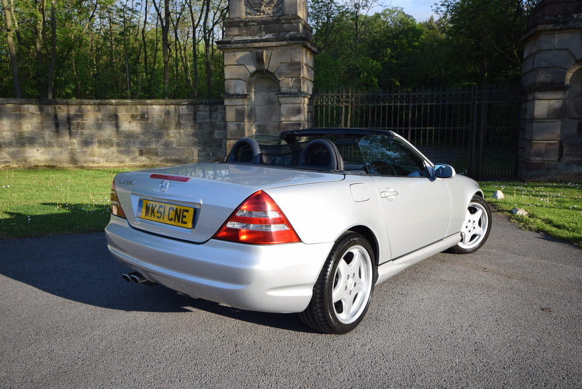 2001 SLK 320 R170 Fctry AMG kit, Rare 6 Spd, Low Miles For Sale (picture 3 of 6)
