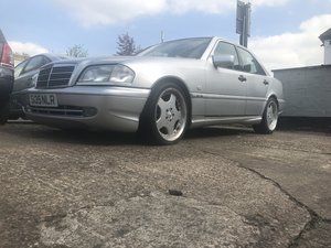 1998 C lass amg 43 For Sale