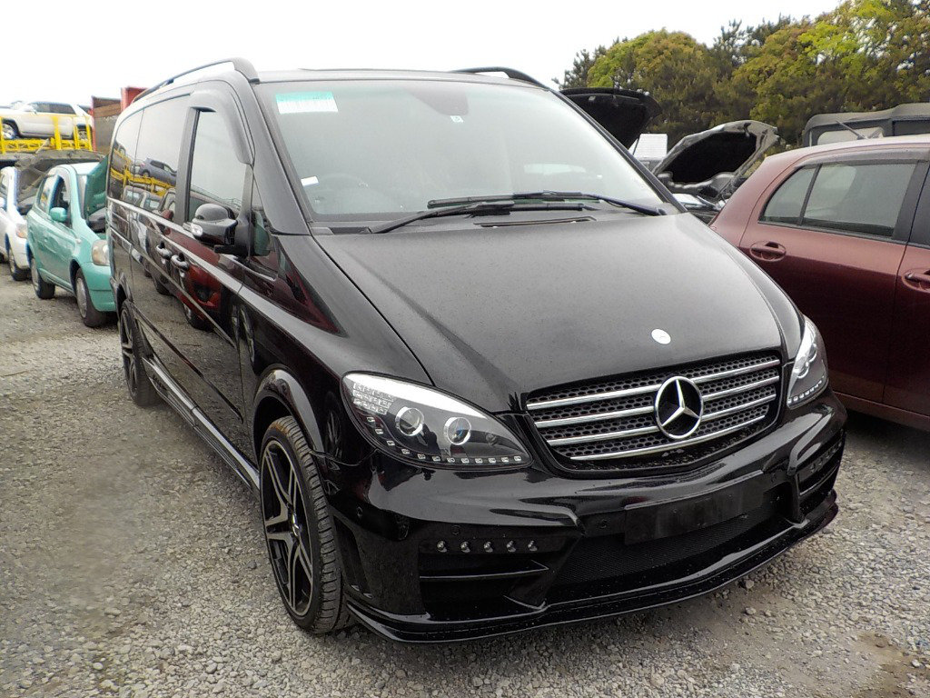 2007 MERCEDES-BENZ VIANO V350 3.7 LONG WHEEL BASE * WALD BRABUS SOLD (picture 1 of 4)