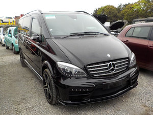 2007 MERCEDES-BENZ VIANO V350 3.7 LONG WHEEL BASE * WALD BRABUS