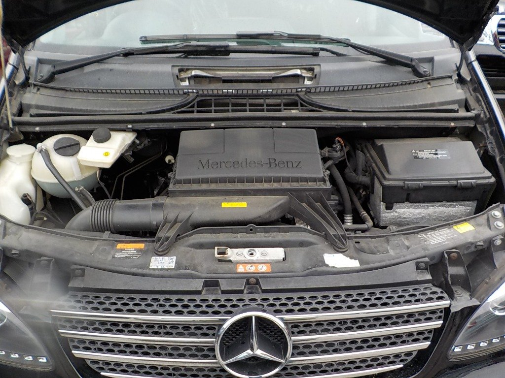 2007 MERCEDES-BENZ VIANO V350 3.7 LONG WHEEL BASE * WALD BRABUS SOLD (picture 4 of 4)