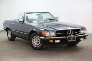 1984 Mercedes-Benz 500SL For Sale