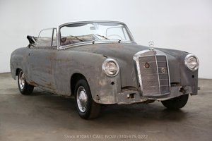 1960 Mercedes-Benz 220SE Cabriolet For Sale