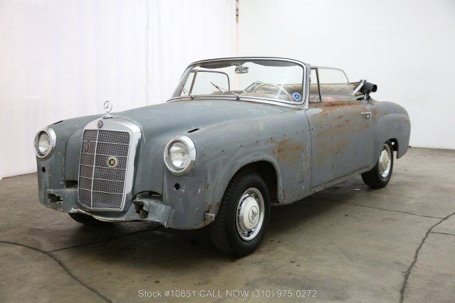 1960 Mercedes-Benz 220SE Cabriolet For Sale (picture 3 of 6)