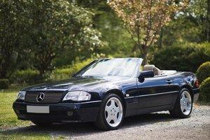 1995 SL500 Mercedes-Benz Service History / 500SL  For Sale