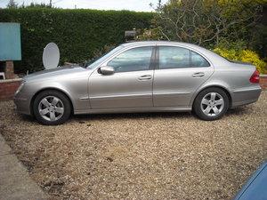 2003 Mercedes Benz E320 Cdi For Sale