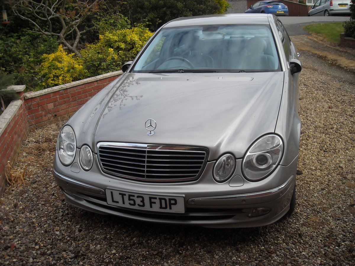 2003 Mercedes Benz E320 Cdi For Sale (picture 2 of 6)