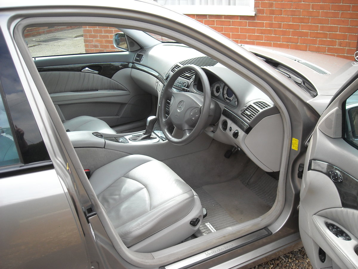 2003 Mercedes Benz E320 Cdi For Sale (picture 4 of 6)