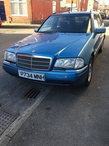 1997 Mercedes C250 Elegance estate