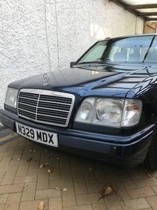 1996 Exceptional W124 Estate