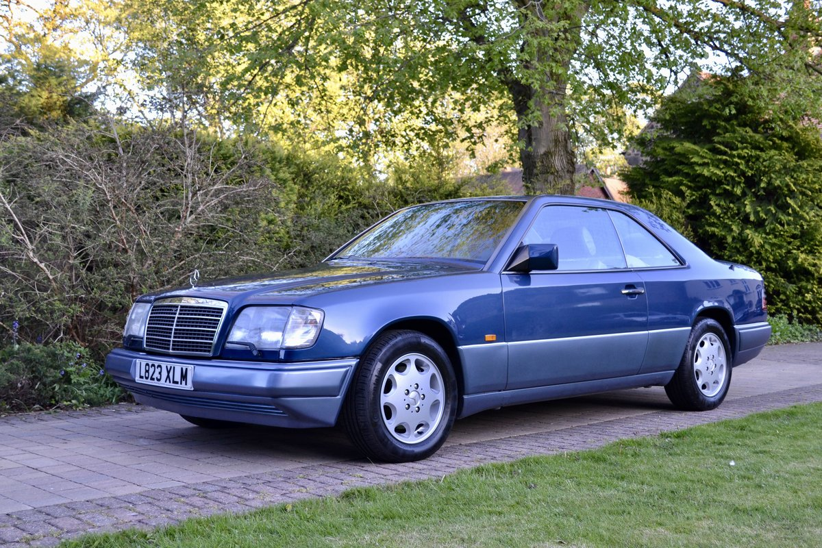 1994 Mercedes E320 Sportline Coupe *Superb Example* SOLD ...