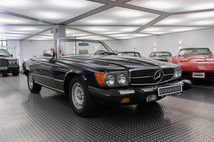1985 380 SL LHD *11 may* CLASSICBID AUCTION For Sale by Auction