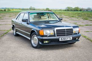 1984 Mercedes-Benz W126 500SEL Carat Cullinan - 34K Miles For Sale