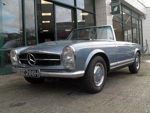1969 Mercedes Benz 280SL Pagoda For Sale