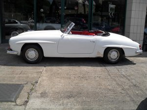 1961 Mercedes Benz 190SL For Sale