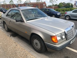 1988 Mercedes Coupe 230 CE For Sale