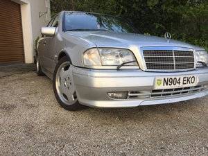1996 C36 AMG For Sale