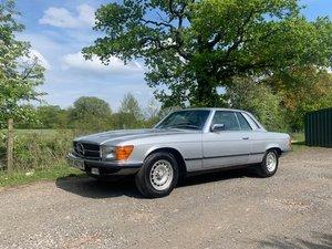 1979 Mercedes 450 SLC SOLD