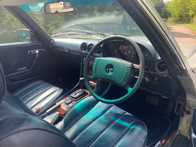 1979 Mercedes 450 SLC For Sale (picture 3 of 5)