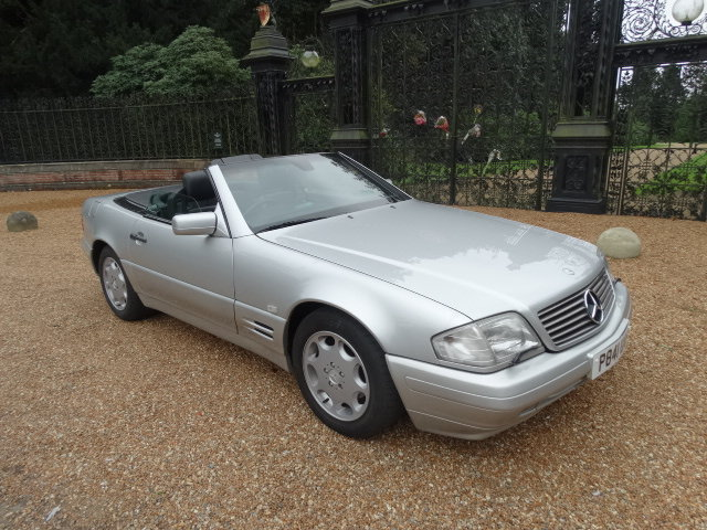 1997 MERCEDES 320SL  For Sale (picture 2 of 6)