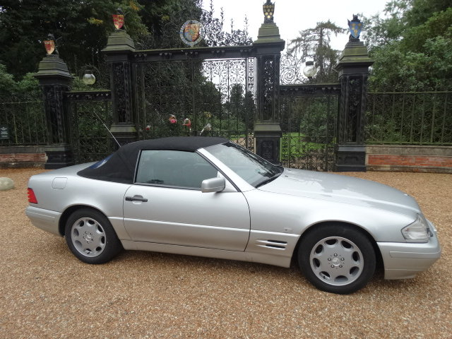 1997 MERCEDES 320SL  For Sale (picture 6 of 6)