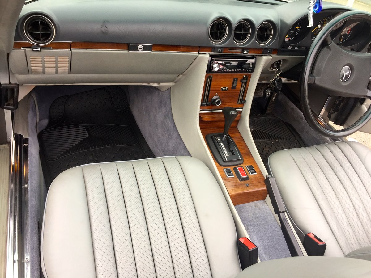1981 MECEDES 500SL R107 For Sale (picture 3 of 6)