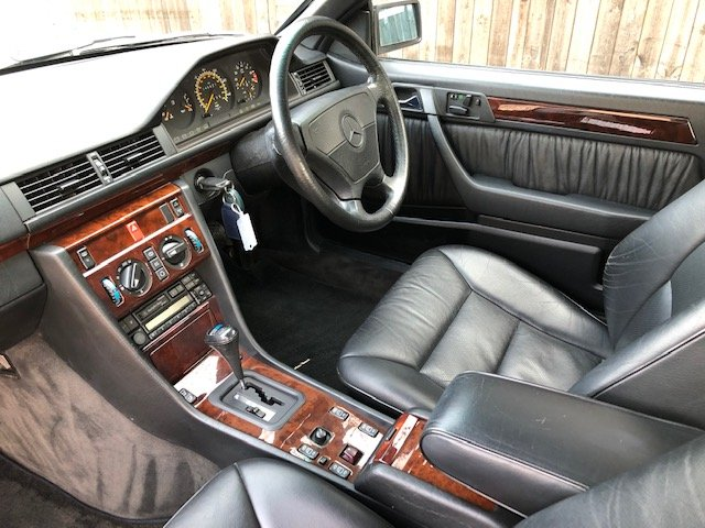 1997 Mercedes E220 Cabriolet Sportline For Sale (picture 4 of 6)