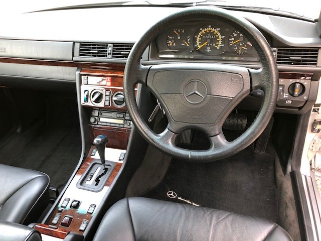 1997 Mercedes E220 Cabriolet Sportline For Sale (picture 5 of 6)