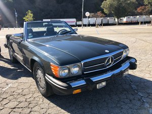 Mercedes 560 sl 1987 For Sale