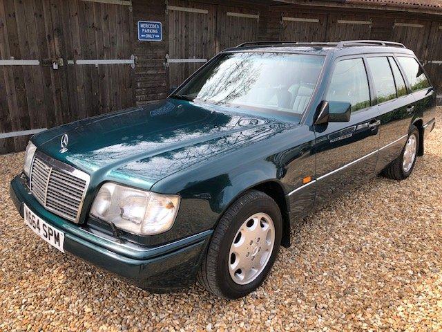 1995 Mercedes E280 Estate ( 124-series ) For Sale (picture 1 of 6)