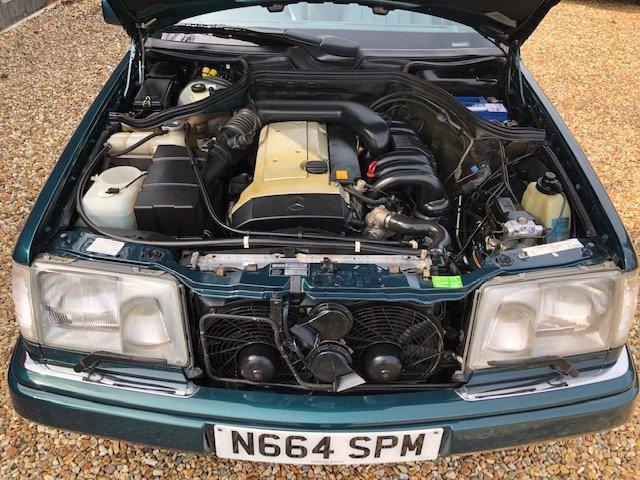 1995 Mercedes E280 Estate ( 124-series ) For Sale (picture 6 of 6)