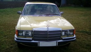 1980 Mercedes 450 SEL Classic car For Sale