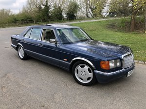 1992 MERCEDES SEL 500  For Sale