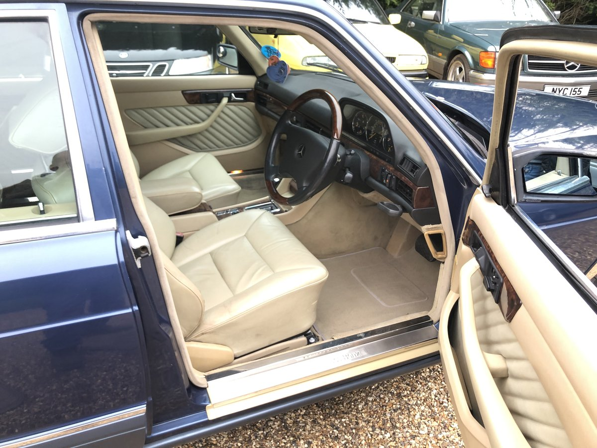 1992 MERCEDES SEL 500  For Sale (picture 5 of 6)