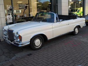 1974 280 SE 3.5 Cabriolet For Sale