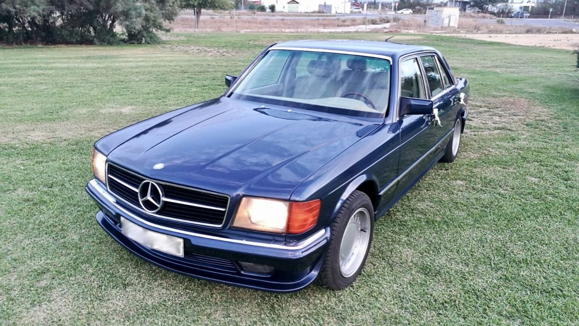 1983 MERCEDES 500SEL CARAT CLARITY BY DUCHATELET For Sale (picture 1 of 6)