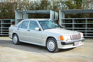 1989 Mercedes-Benz 190E 2.5 16v Cosworth For Sale by Auction