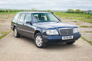 1996 Mercedes-Benz W124 E280 - New Wiring Harness + 21 Stamps SOLD