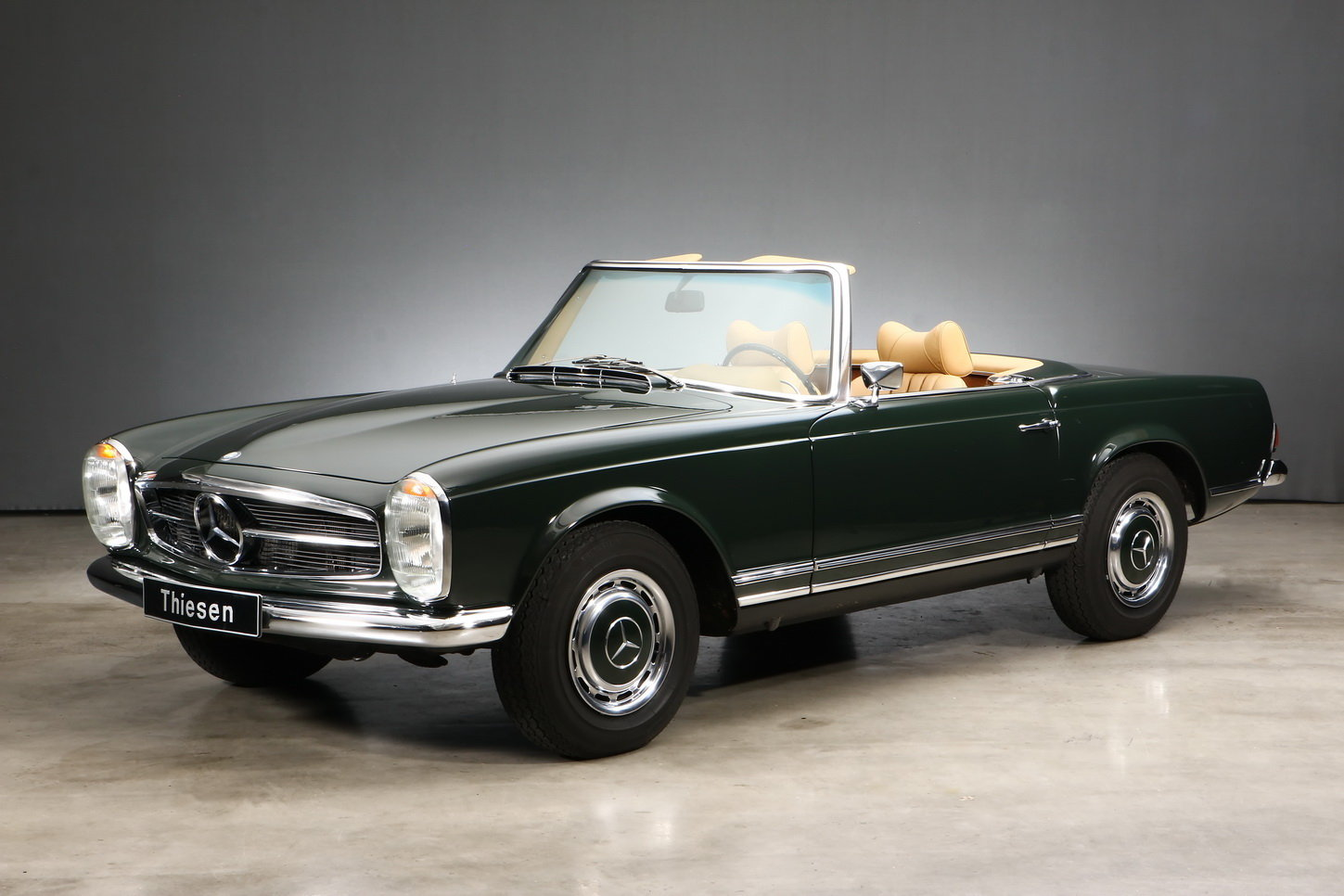 1971 Mercedes-Benz 280 SL Roadster For Sale (picture 1 of 6)
