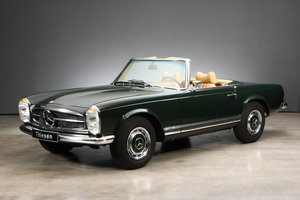 1971 Mercedes-Benz 280 SL Roadster For Sale